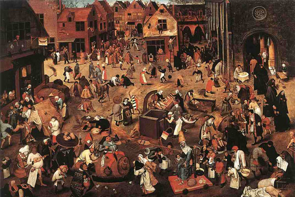 Geschiedenis van carnaval in Den Bosch