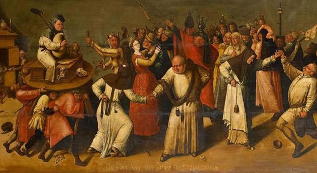 Carnaval voor Oeteldonk
