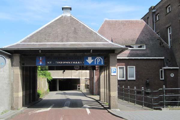 Parkeergarage Sint Josephstraat