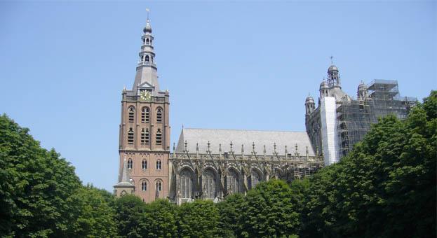 Geschiedenis van Sint Jan