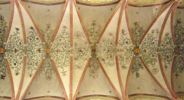 Interieur van de Sint Jan