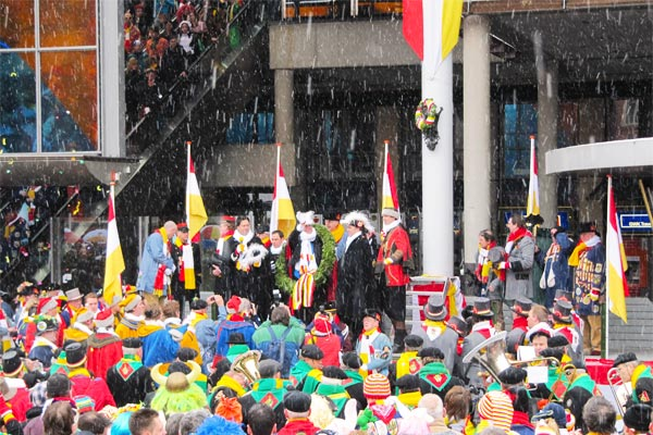 Carnavals Zondag