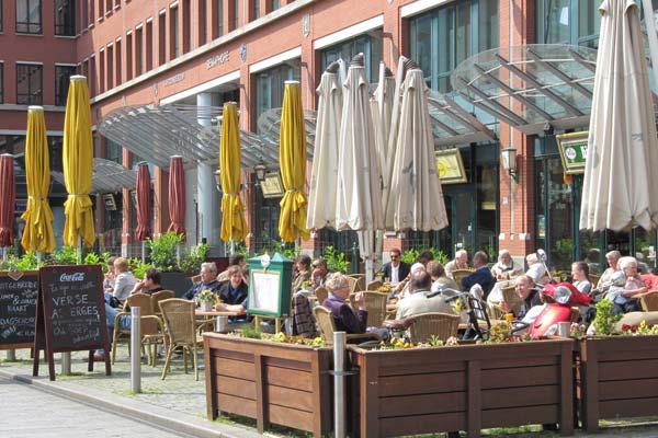 Overige faciliteiten rondom het Centraal Station in Den Bosch