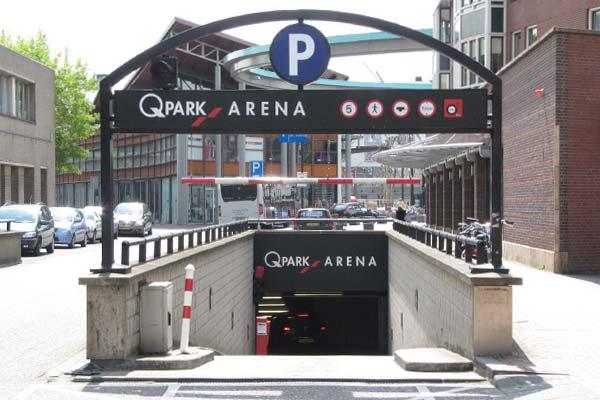 Parkeergarage Arena