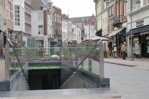 Fietsenstalling Kerkstraat