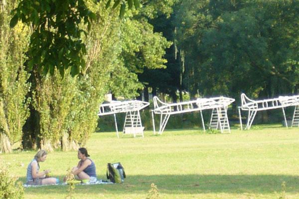 Park hekellaan