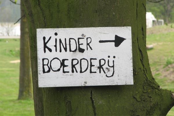 Kinderboerderij/zorgboerderij de Oosterhoeve