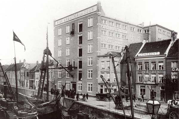 De Gruyter Fabriek - 1905