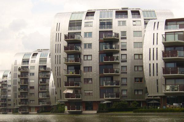 Appartementencomplexen Armada