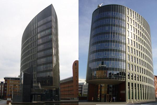 Kantoorgebouw Riva