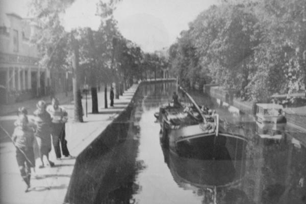 Geschiedenis van Rederij Wolthuis