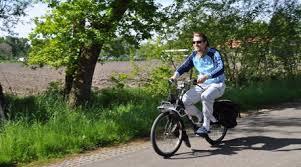 Solex rijden in Den Bosch