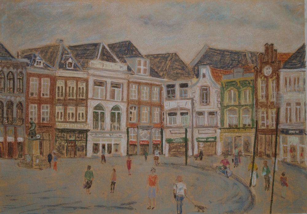 Markt Den Bosch - Marian Nugteren